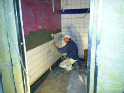 Opsætning og renovering af badeværelser i Esbjerg